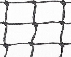 Braided Polyethylene Netting 50mm Square Mesh|4.0mm twine