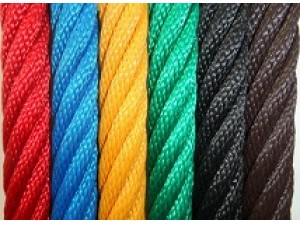 Twisted Polyester  Combination Rope