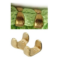 Rope Clamp-solid brass